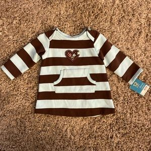 NWT Carter's Fleece Sweater